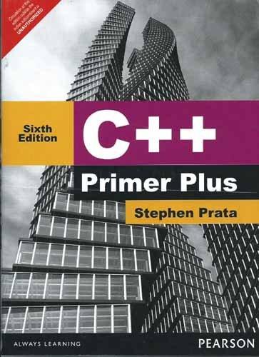 9789332546189: C++ Primer Plus, 6Th Edition