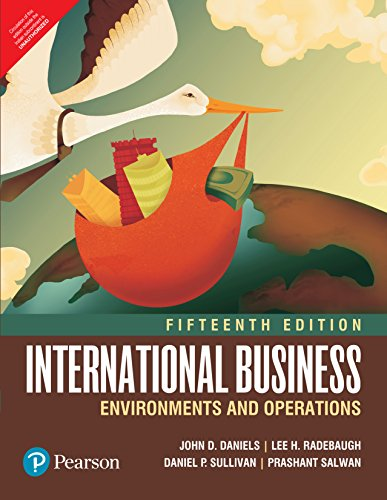 9789332548220: International Business
