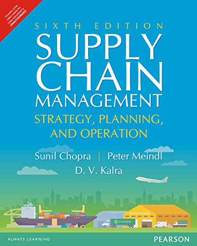 strategic supply chain management Expressing a firm's supply chain strategy: a framework and a  has no clear answer in the extant supply chain management  given strategic .