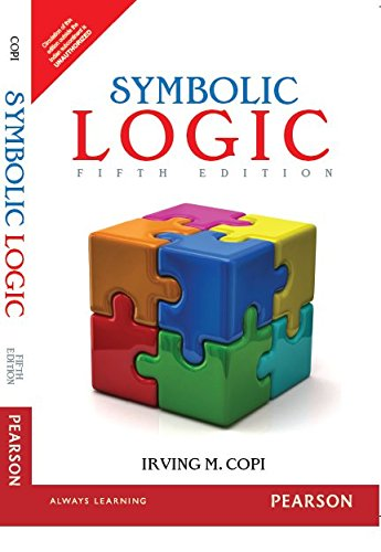 9789332549272: Symbolic Logic, 5Th Edn