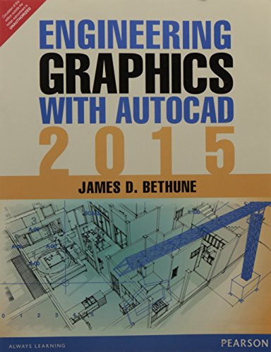 9789332549340: Engineering Graphics with AutoCAD 2015