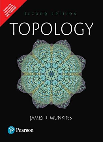 Topology: James R. Munkres