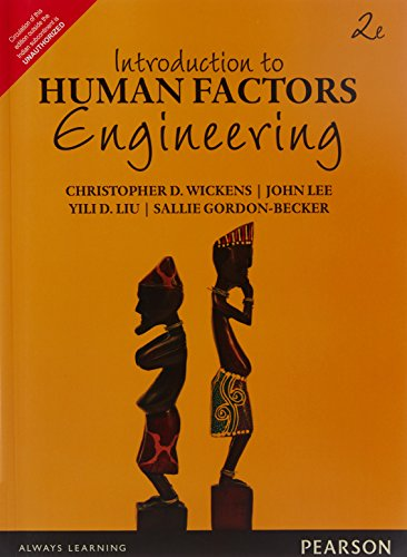 9789332549548: Introduction To Human Factors Engineering, 2Nd Edn