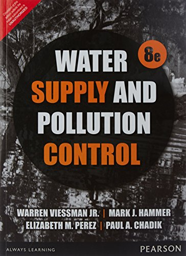 9789332549616: Water supply and Pollution Control