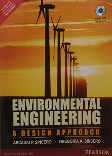 9789332549630: Environmental Engineering: A Design Approach
