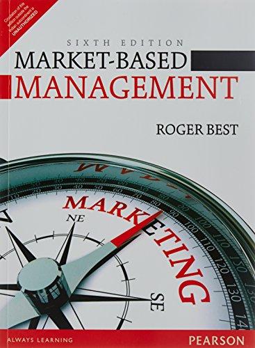 9789332549678: Market-Based Management