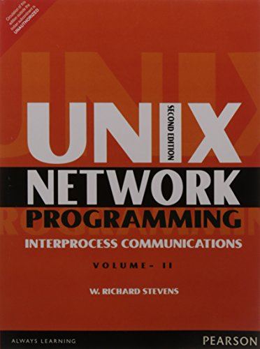 9789332549708: Unix Network Programming