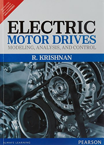 9789332549715: Electric Motor Drives: Modeling Analysis: Modeling, Analysis, and Control