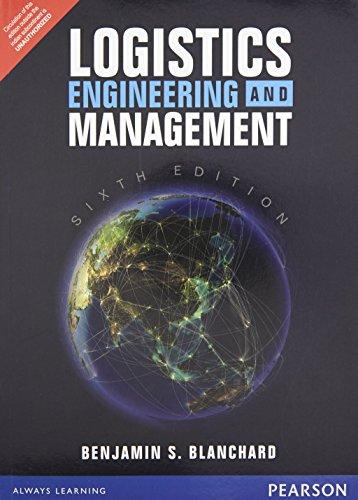 9789332549753: Logistics Engineering & Management