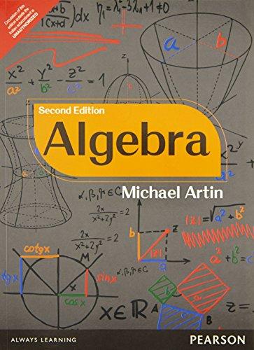 9789332549838: Algebra
