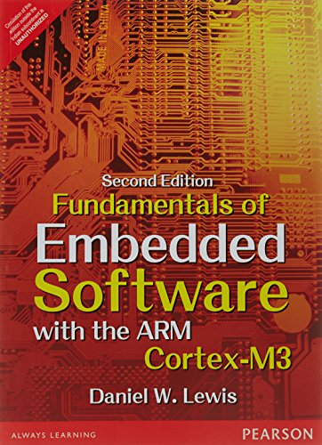 9789332549937: Fundamentals Of Embedded Software With The Arm Cortex-M3