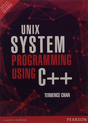 9789332549975: Unix System Programming Using C++