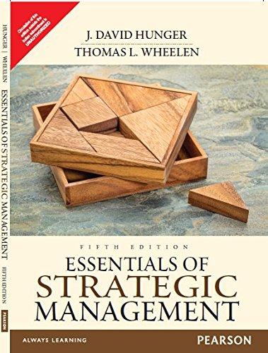 9789332550094: Essential of Strategic Management