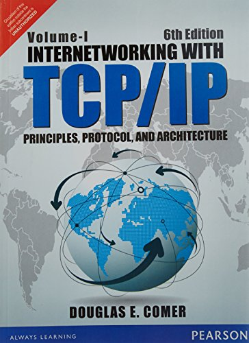 9789332550100: Internetworking with TCP/IP Volume one