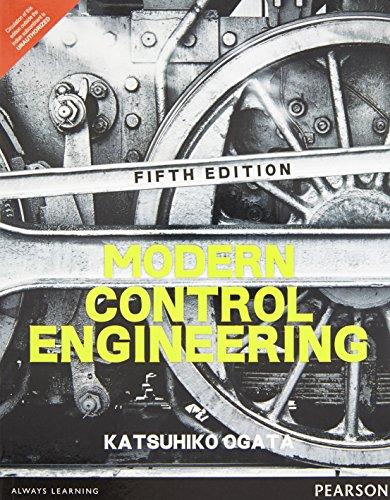 9789332550162: Modern Control Engineering