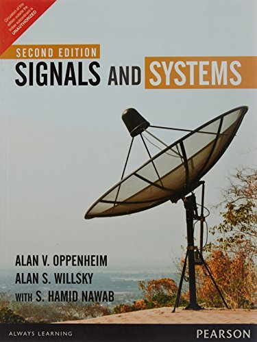 SIGNALS AND SYSTEMS, 2ND EDITION: OPPENHEIM, WILLSKY & NAWAB