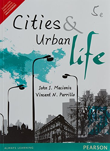 9789332550308: Cities and Urban Life