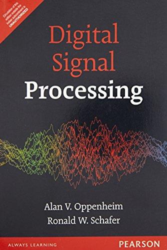 9789332550339: Digital Signal Processing