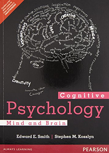 9789332550452: Cognitive Psychology: Mind And Brain