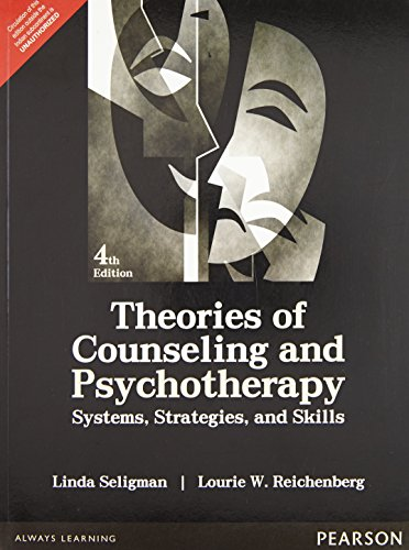 9789332550469: Theories of Counseling and Psychotherapy: Systems, Strategies and Skills