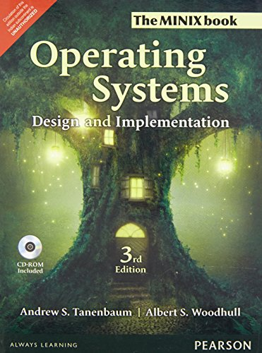 9789332550513 Operating Systems Design And Implementation Abebooks Tanenbaum Woodhull 9332550514
