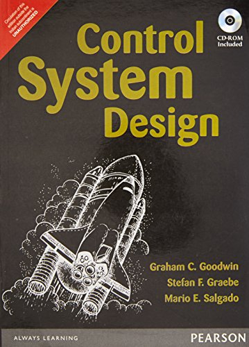 9789332550520: Control System Design (With Cd)