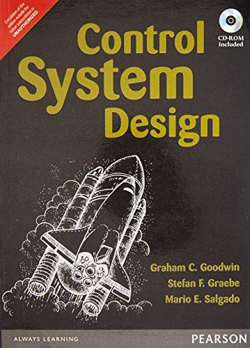 9789332550520: Control System Design