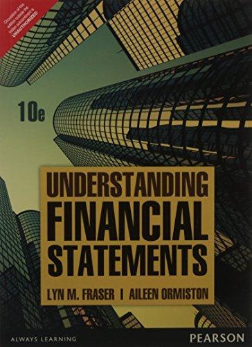 9789332551893: Understanding Financial Statements