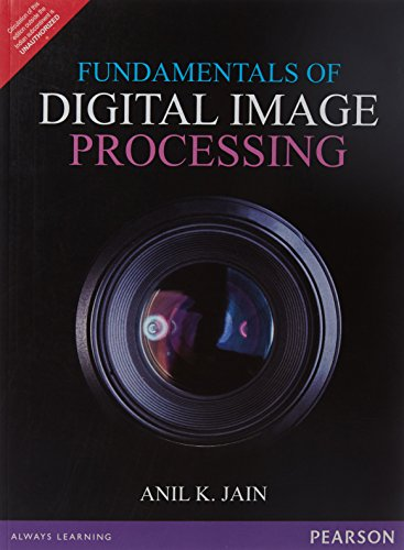 9789332551916: Fundamentals Of Digital Image Processing