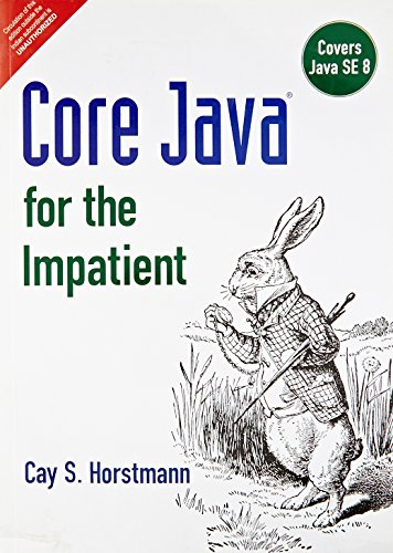 9789332552425: Core Java for the Impatient (1st Edition)