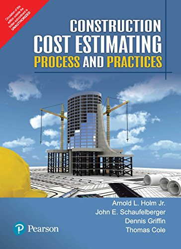 9789332552623: Construction Cost Estimating: Process And Practices