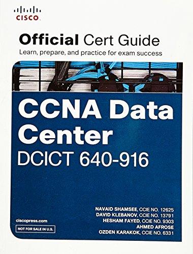 9789332553262: Ccna Data Center Dcict 640-916