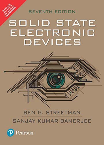 9789332555082: Solid State Electronic Devices, 7th ed.