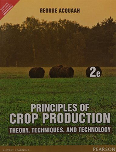 9789332555181: Principles Of Crop Foundation: Theory Te