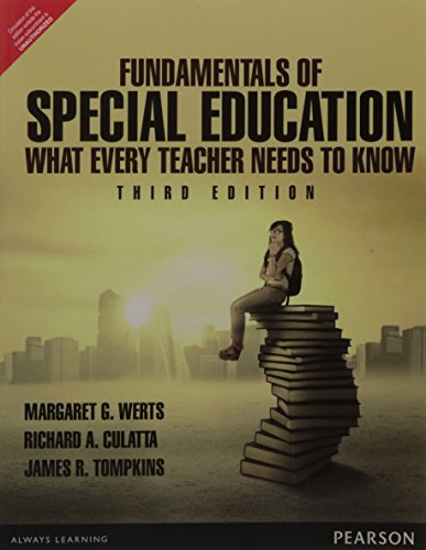 9789332555198: Fundamentals Of Special Education:What E