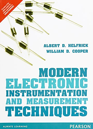 MODERN ELECTRONIC INSTRUMENTATION AND MEASUREMENT TECHNIQUES: HELFRICK & COOPER