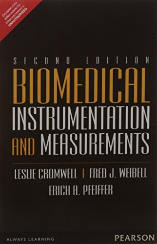Biomedical Instrumentation And Measurements (Second Edition): Leslie Cromwell,Fred J.