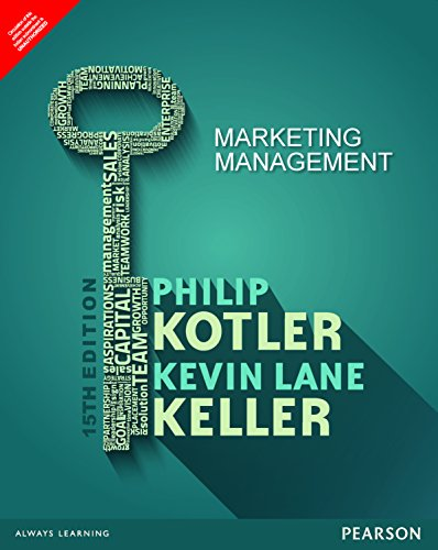Marketing Management: A South Asian Perspective, 15/E: Kotler