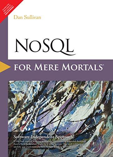 9789332557338: Nosql For Mere Mortals