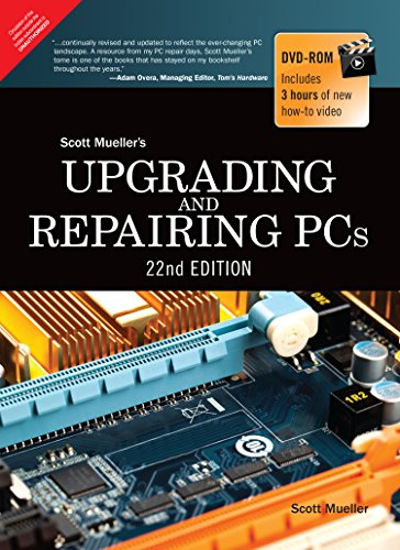 9789332557352: Upgrading And Repairing Pcs 22Nd Edn (With Dvd)