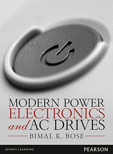 9789332557550: Modern Power Electronics And Ac Drives