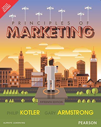 9789332558472: Principles of Marketing, 15/e