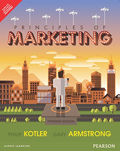 Principles Of Marketing 15/E (4 Colors): Armstrong, Philip Kotler