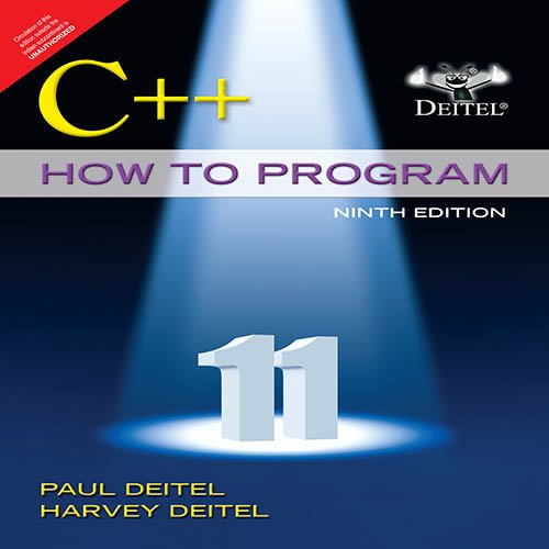 9789332559592: C++ How To Program, 9Th Edition
