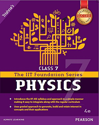 The Iit Foundation Series Of Physics Class: Trishna
