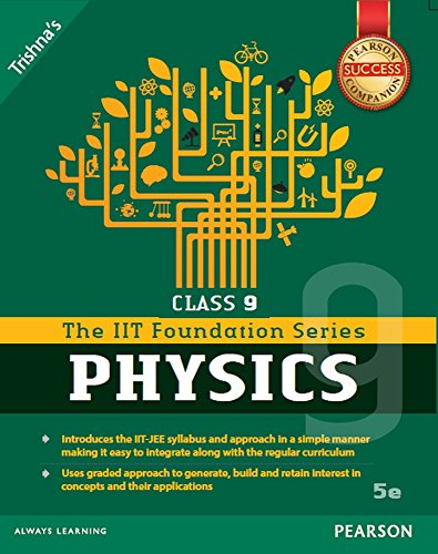 9789332568655: Foundation Series Of Physics Class:9, 5Th Edition