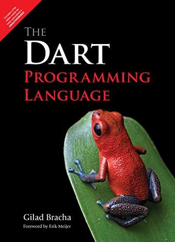 9789332570368: Dart Programming Language, The