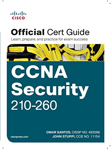 9789332570382: Ccna Security 210-260 Official Cert Guide