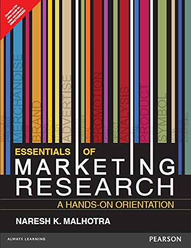 9789332571198: Essentials Of Marketing Research