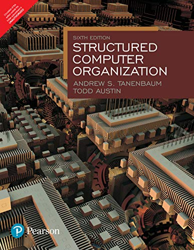 9789332571242: Structured Computer Organization